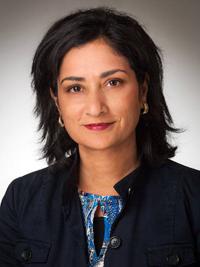 Dr. Ghazala Sharieff
