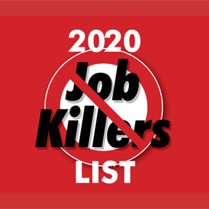 Job Killer bills