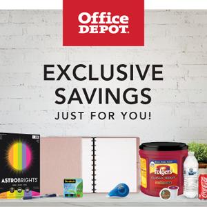 Save $35 at Office Depot