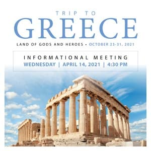 Carlsbad Chamber goes to Greece
